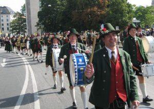 Oktoberfest Trachten- und Schützenfestzug 2008