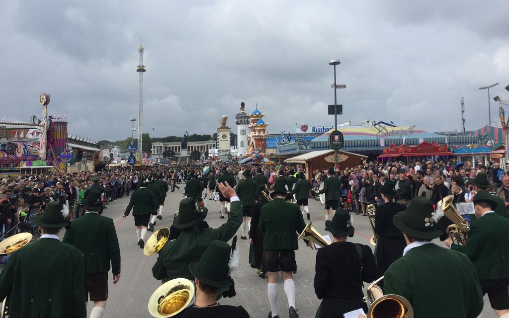 Wiesn 2015 (Oktoberfest München)
