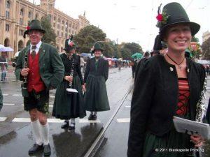 Oktoberfestzug 2011